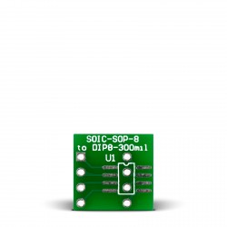SOIC-SOP-8 to DIP8-300mil Adapter