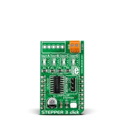 Stepper 3 click