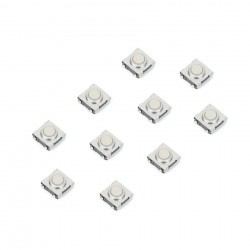 Tact Switch 6x6mm SMD Omron (10pcs)