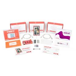 TFT Plus Professional Kit - PIC32MX7