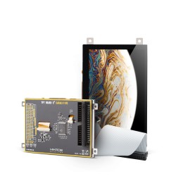 Accessories Displays TFT Displays TFT Board 5 Capacitive With Frame