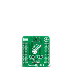 Shop Click Boards Sensors Temperature & humidity Thermo 19 Click Front