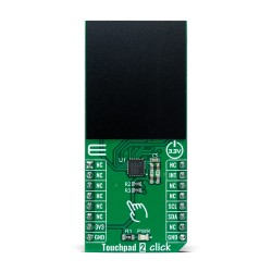 Shop Click Boards HMI Capacitive TouchPad 2 Click Front