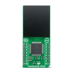 Shop Click Boards HMI Capacitive TouchPad 3 Click Front