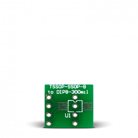 TSSOP-SSOP-8 to DIP8-300mil Adapter