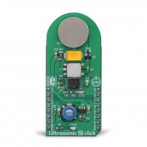 Ultrasonic 2 click front