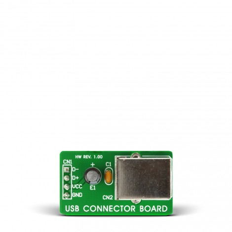 MikroElektronika USB Connector Board