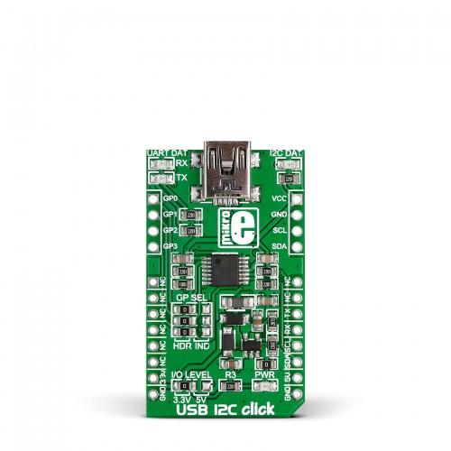 Interface   Click Boards - MikroElektronika