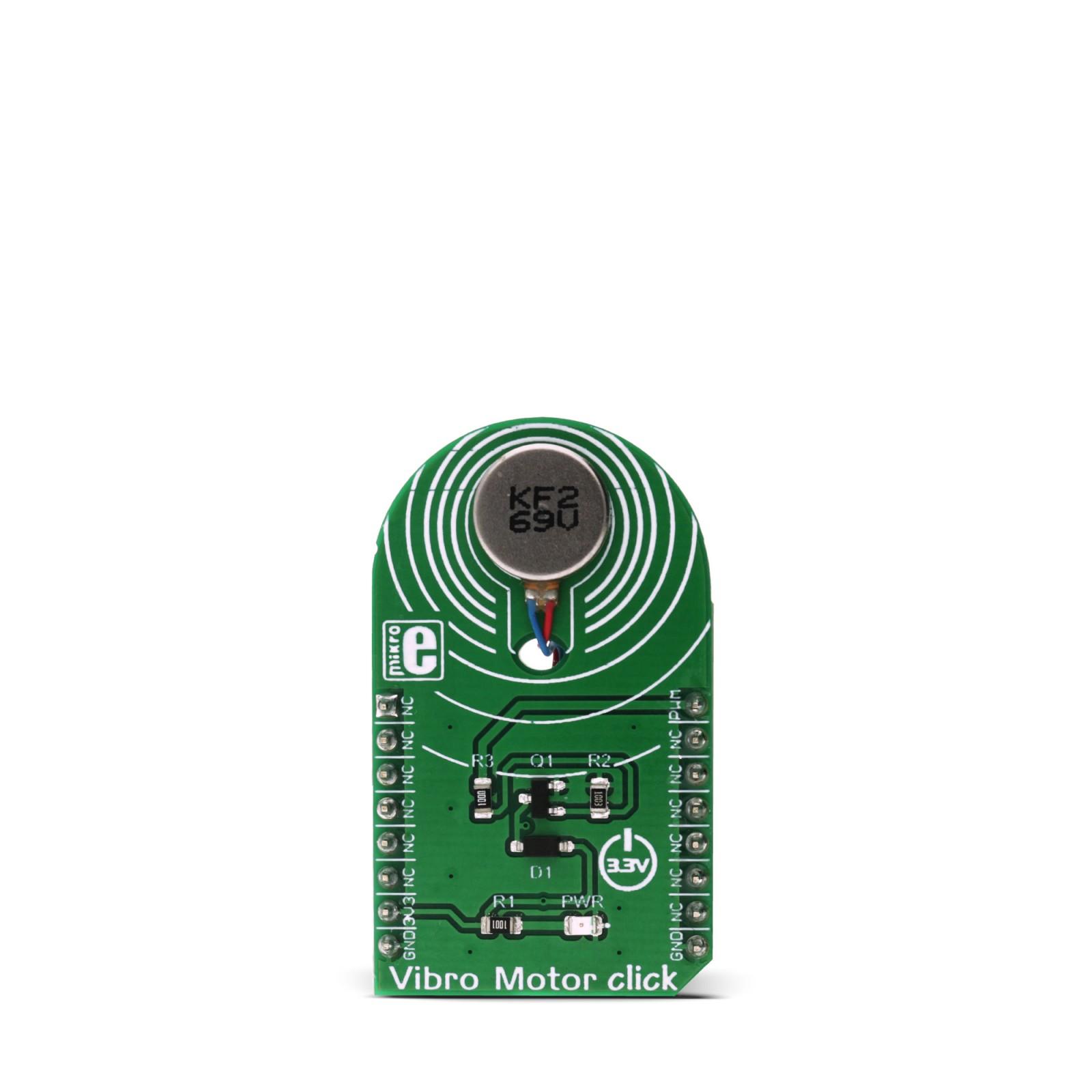 Vibro Motor click | MikroElektronika