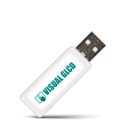 Visual GLCD (USB Dongle)