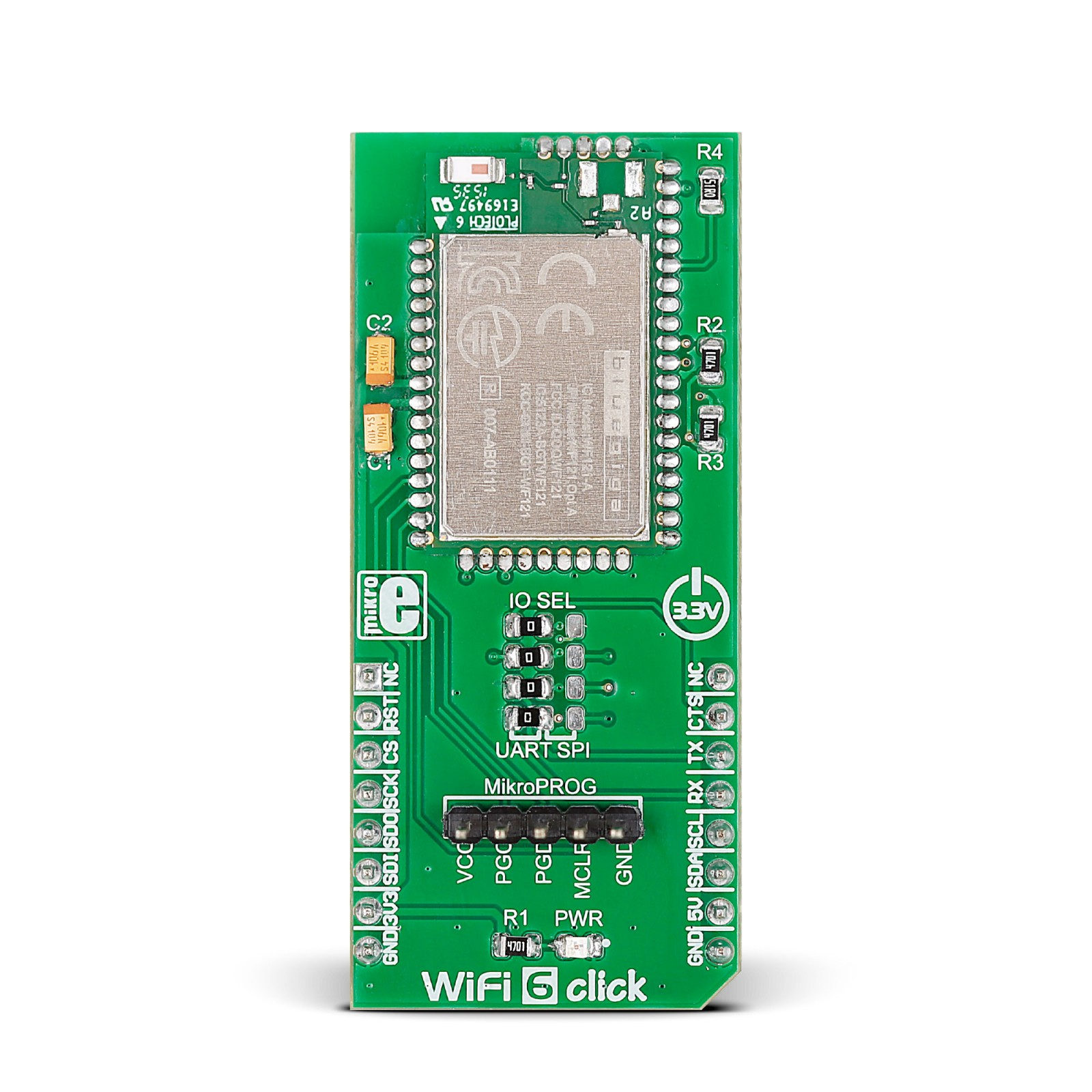 Wireless 802.11 b//g//n Serial RS485 UART to WiFi TCP//IP UDP POS Converter